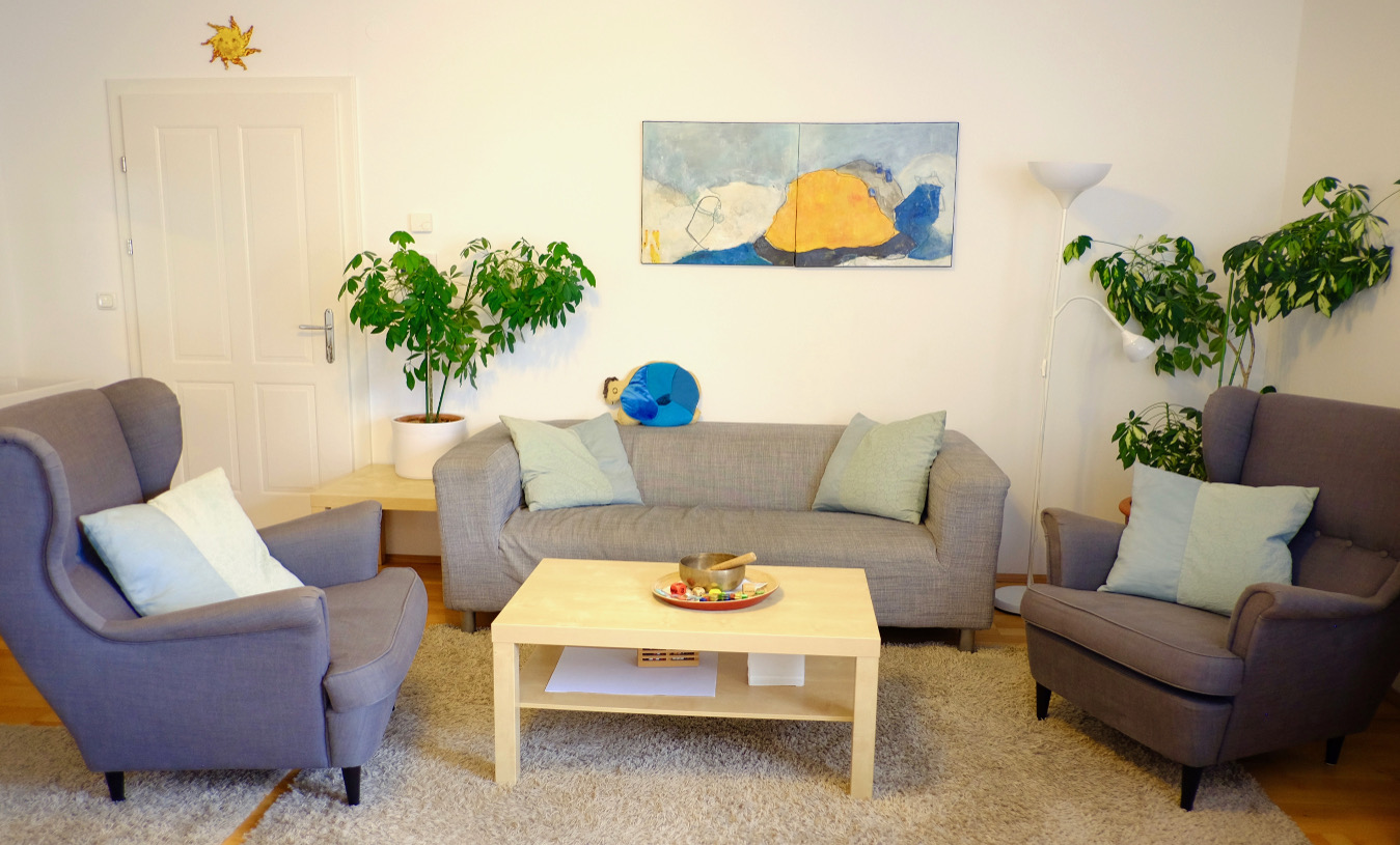 Psychotherapie Hypnosepsychotherapie Familienberatung Erziehungstherapie Praxis Halasz in Wien
