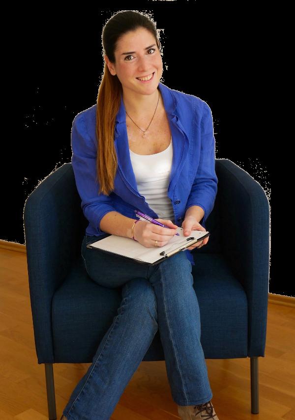 Krisztina Halasz Psychologin Psychotherapeutin Beraterin in wien