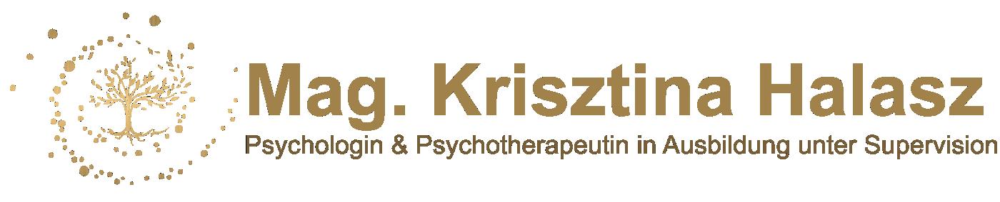 Krisztina Halasz Psychologin Hypnosepsychotherapeutin in Ausbildung unter Supervision